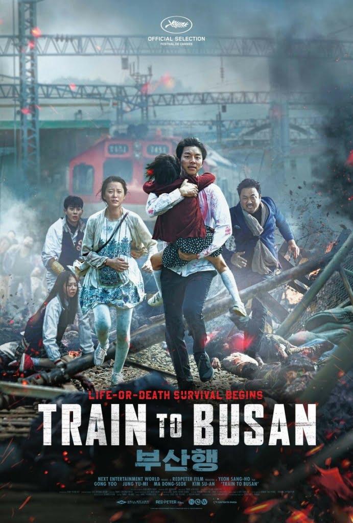 Train to Busan Korean Movie