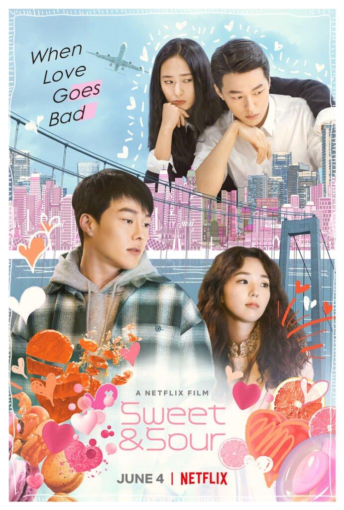 Sweet & Sour Korean Movie