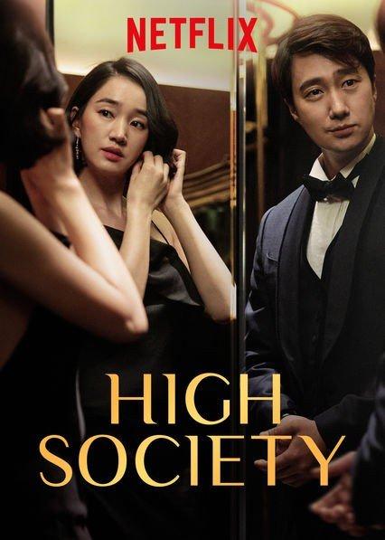 High society Korean Drama