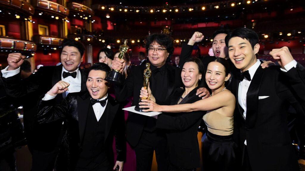 Parasite Korean Movie Oscar award
