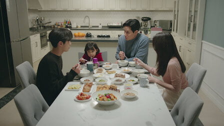 The world of the married Kdrama Family