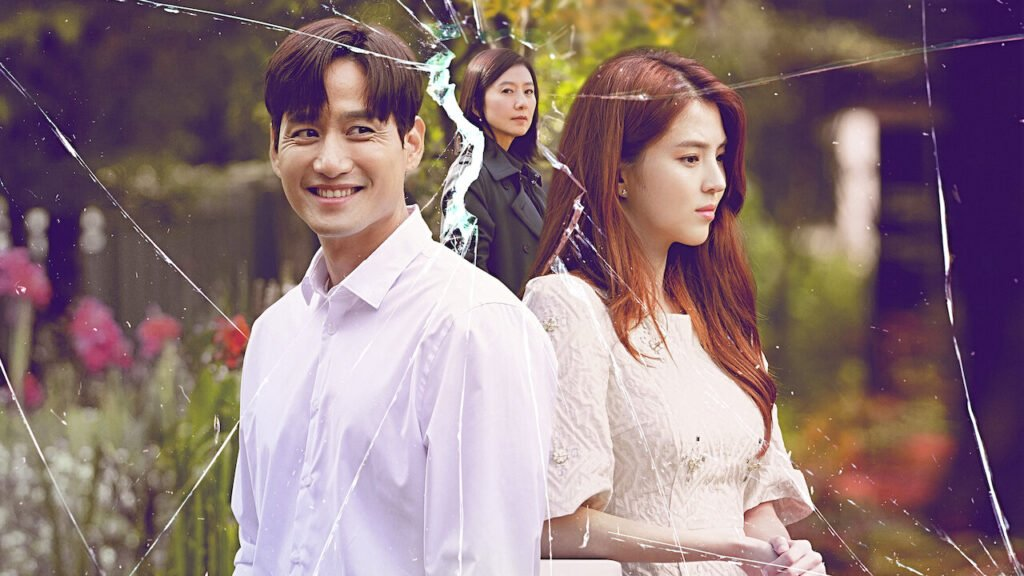 The world of the married Kdrama poster 1