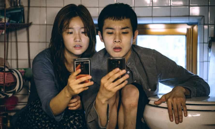Parasite Korean Movie 1