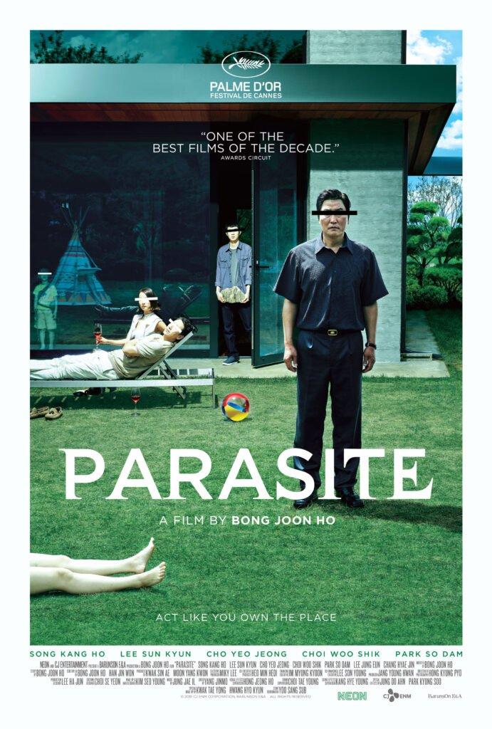 Parasite Korean Movie