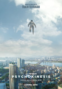 Psychokinesi Korean Movie