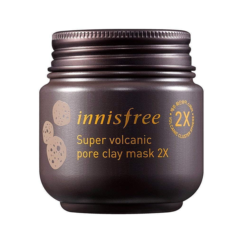 Volcanic Pore Clay Mask